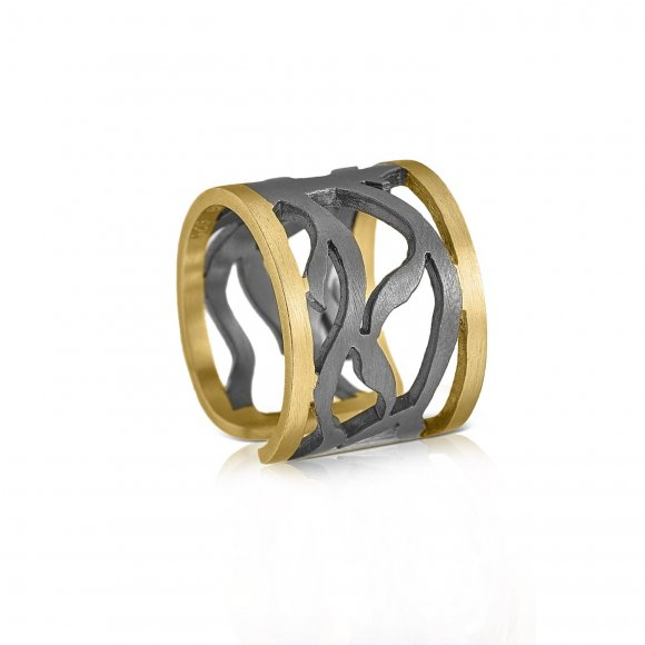 Olive Tree Classic Ring