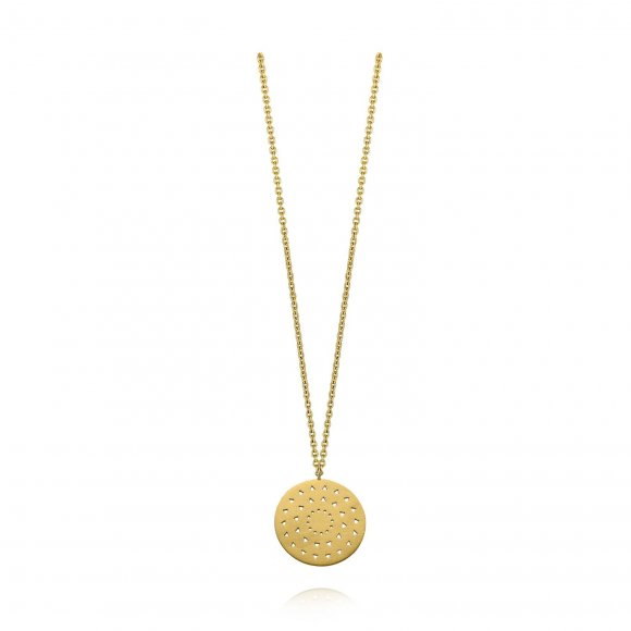 Philosophy Large Round Necklace