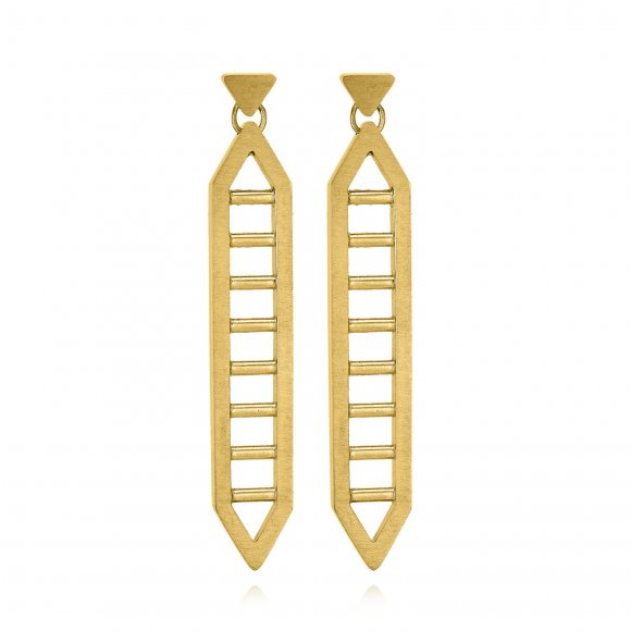 Philosophy Ladder Earrings
