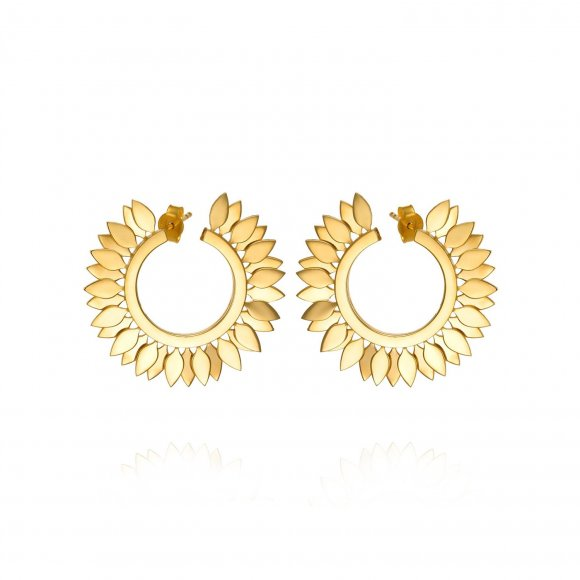 Ceasar Earrings