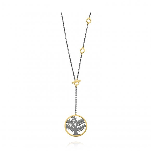 Olive Tree Classic Y Necklace